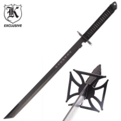 Chopper Katana Ninja Sword and Sheath