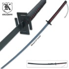 Midnight Warrior Katana Sword