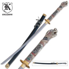 Generation Dragon Katana Sword