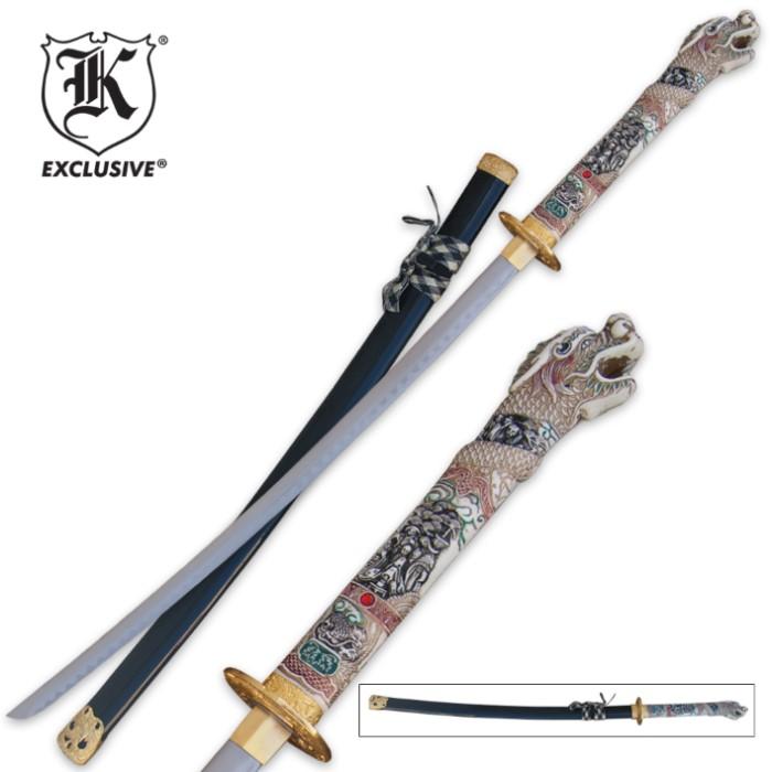 Generation Dragon Katana Sword