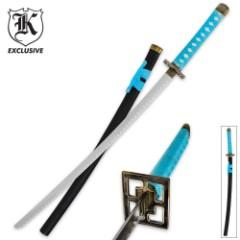 Light Blue Imperial Guard Katana