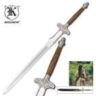 Massive Barbarian II Sword & Scabbard