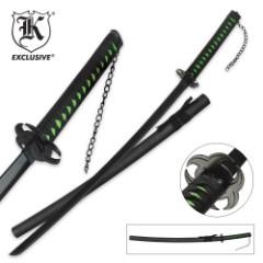 Bio Hazard Katana Sword