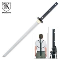 Okhotsk Full Tang Ninjato Sword