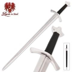 Knight Battle Ready Sword