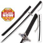 Black Warrior Samurai Sword - BOGO