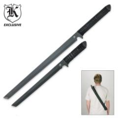 Functional Swords Kennesaw Cutlery