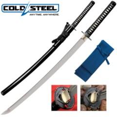 Cold Steel Warrior Katana Sword