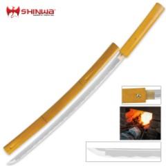 Shinwa Zatoichi Wood Handle Sword