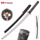 Shinwa Black Dragon Katana