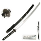 Last Samurai Spirit Katana Sword With Scabbard & Display Stand