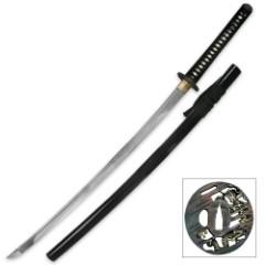 Ryumon Hand Forged Dragon Warrior Samurai Sword