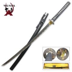 Uesugi Kenshin Forged Samurai Sword
