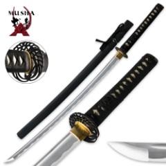 Musha Forged Iaido Training Katana – Unsharpened Blade