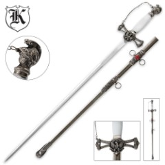 Knights Templar Ceremonial Sword and Scabbard