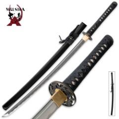 Oriental Pearl Musha Bushido Sword
