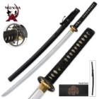 Circle Of Life Hand Forged Katana Sword