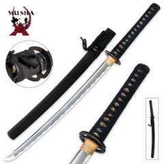 Iaito Musha Bushido Wakisashi Sword