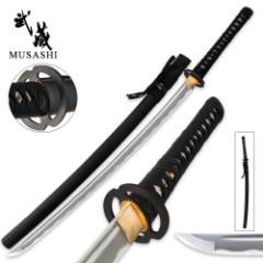 Iaito Musashi Bushido Katana Sword