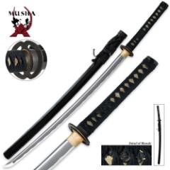 Musha Miyamoto Katana Sword