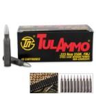 TulAmmo .223 REM 55 Grain Rifle Ammo