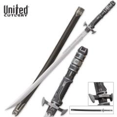 United Cutlery Samurai 3000 Futuristic Katana Sword