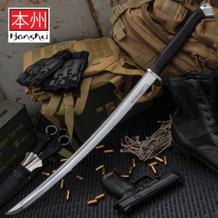 Honshu Boshin Wakizashi Free Shipping
