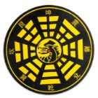 Bullseye Dragon Throwing Knife Ninja Star Target Board