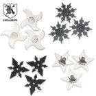 Master Ninja Dozen Throwing Stars Set