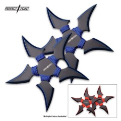 Perfect Point 2-PC Throwing Stars