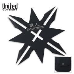 United Cutlery Black Ronin Twelve Point Throwing Star