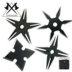 Ninja Stars 4 Pack