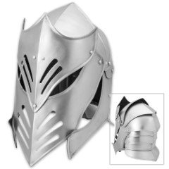Dark Adventure Armageddon Helmet - 20-Gauge Steel