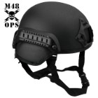 M48 Gear Tactical Base Jump Helmet Black