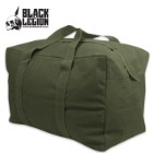 Black Legion Parachute Cargo Bag - OD