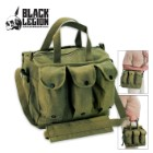 Mag/Shooters Bag Olive Drab