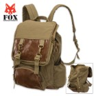 Military-Grade Tahoe Excursion Rucksack - Fox Outdoor Products - OD Green