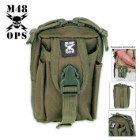 M48 Gear Tactical Belt Pouch OD Green