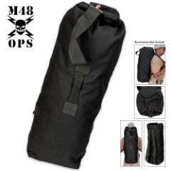 M48 Gear Tactical 132 Bag Black