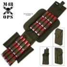 M48 Ops Shotgun & Airsoft Ammo Pouch OD