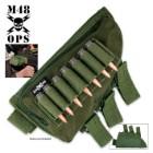 M48 Ops Butt Stock Cheek Rest Rifle Promo