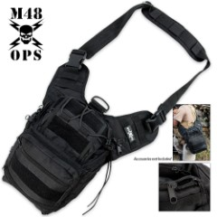 M48 OPS Sling Bag - BLK
