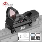 Dual Illuminated Reflex Sight - Four Different Reticles
