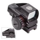 Dagger Defense Red/Green Dot Reflex Sight