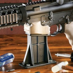 Armorers Block For AR-15 Rifle