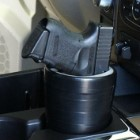 Automotive Gun Cup Holster