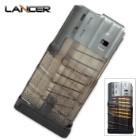 Lancer L7 20-Round Advanced Warfighter Magazine