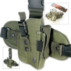UTG Gen. II Special Ops Tactical Leg Holster Green