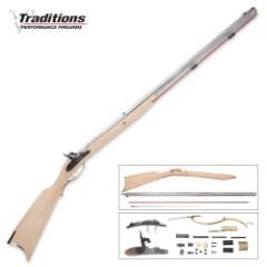 Traditions Crockett Rifle Kit – Build It Yourself