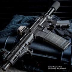 """TacFire AR-15 Pistol Build Kit - Fits Standard AR-15 Lower, .223 Wylde Chamber, 7 1/2"""" Barrel, 5.56 NATO Bolt Carrier Group"""